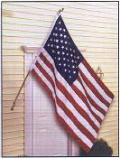Residential Wall Mount Flag Poles