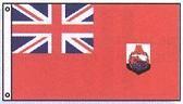 "12"" X 18"" Marine Grade Bermuda Flag - Product Image"