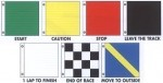 Complete Racing Flag Set - Product Image