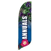 2 x 12 ft. Annuals Blade Flag