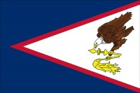 3' x 5' American Samoa Flag - Product Image