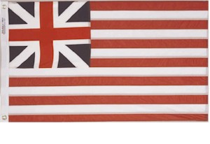 2' X 3' Grand Union Flag - Nylon - Product Image