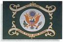 3' X 4' Indoor United States Army Retired Flag - Nylon - Product Image