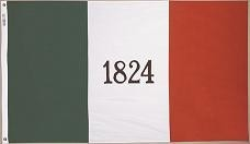 3' X 5' Alamo Flag - Nylon - Product Image