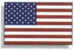 3' X 5' Marine Grade American Flag - Product Image