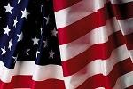 5' X 9-1/2' Nylon American Flag - Product Image