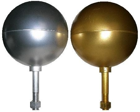 Complete Flag Pole Parts Package for Open Top Shaft - Product Image