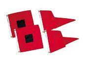 No. 1 U.S. Storm Signal Flag Set - Product Image