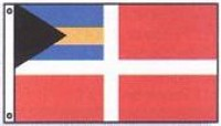 "12"" X 18"" Marine Grade Bahamas Flag (Courtesy) - Product Image"