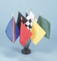 Miniature Racing Flag Set - Product Image