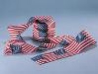 4 Inch U.S. Flag Bunting - Product Image