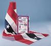 18 Inch Stars and Stripes Flag Bunting - Product Image
