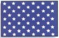 """17"""" X 20"""" Marine Grade Union Jack Flag - Product Image"""
