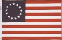 2' X 3' Betsy Ross Flag - Nylon - Product Image