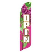 2 x 12 ft. Open Blade Flag - Product Image