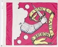 3' X 3' Bedford Flag - Nylon