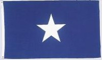 3' X 5' Bonnie Blue Flag - Nylon - Product Image