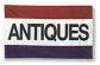 3' x 5' ANTIQUES Flag - Product Image