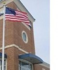 35 ft. Medium Duty Commercial Flag Pole - 2 Pc.