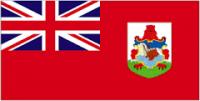 Bermuda Nylon Flag - Product Image