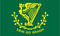 Erin-Go-Bragh Nylon Flag - Product Image