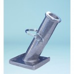 Heavy Duty Flagpole Wall Bracket - Product Image