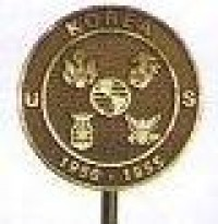 Korean War Grave Marker - Bronze - Product Image