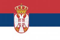 Serbia Nylon Flag