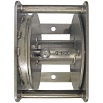 Stainless Steel Winch with 1.5 in. Drum