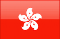 Xianggang (Hong Kong) Nylon Flag