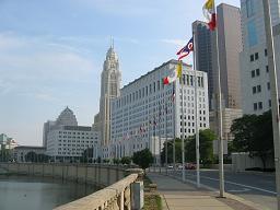 Aluminum Architectural Commercial Flag Poles